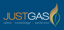 Just Gas Ltd Retina Logo