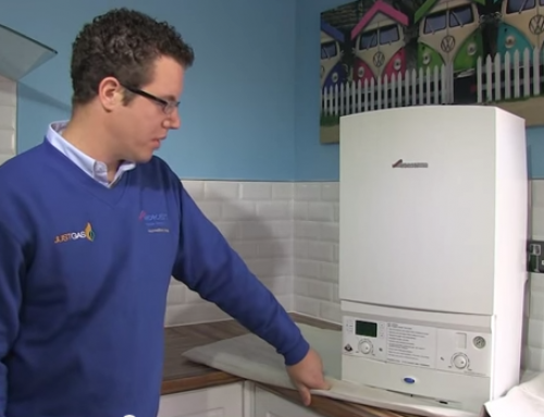 How to repressurise a Worcester Bosch Boiler